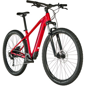 FOCUS Whistler² 6.9 E-MTB Hardtail red